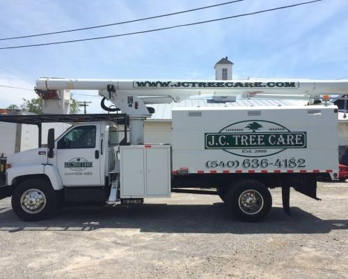 JC Tree Care Service Front Royal VA
