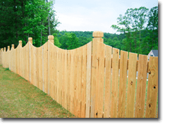 JC Tree Care Wood Fencing